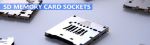 SD Memory Card Sockets - UHS-I and II standards von HTK